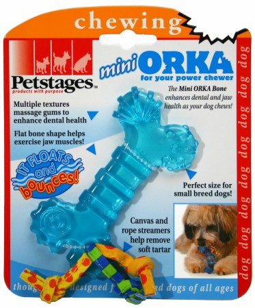 Petstages Mini Orka Bone