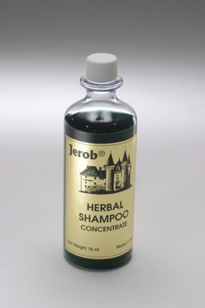 Jerob Herbal Shampoo Consentrate, 473 ml