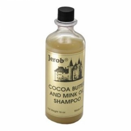 Jerob Cocoa Butter & Mink Oil Shampoo, 236 ml
