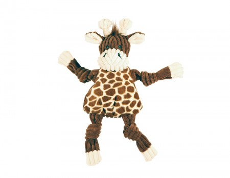 HuggleHounds Giraffe Knotties, L